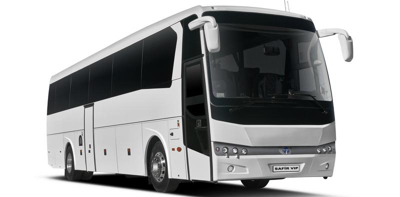 35 adet 2+1 Safir Plus VIP otobüs alacak!