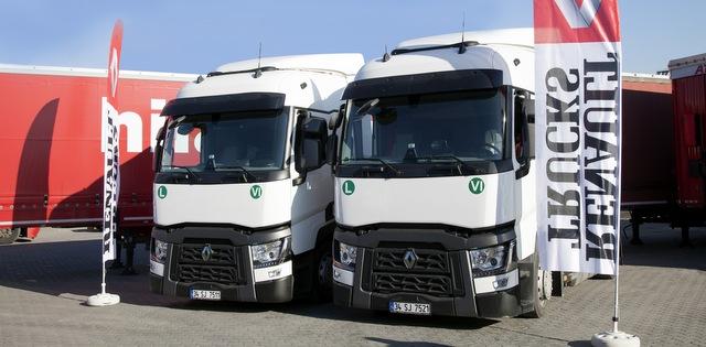 35 adet Renault Trucks çekici aldı, filosundaki araç sayısını 110'un üstüne çıkarttı