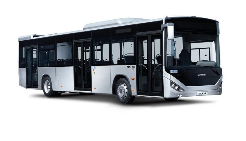 İtalya'ya 150. otobüsünü ihraç etti!