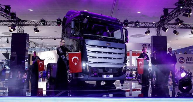 İşte BMC'nin yeni kamyonu: TUĞRA