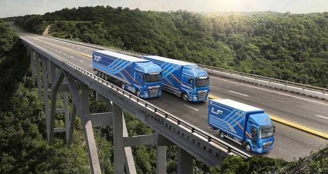 DAF Trucks'a 2021 Yılı İrlanda Filo Kamyonu Markası Ödülü