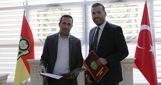 ISD Logistics, BTC Turk Yeni Malatyaspor'a lojistik sponsoru oldu