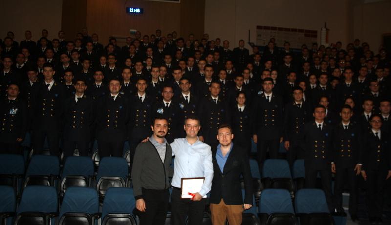 Arkas Denizcilik, Dokuz Eylül Üniversitesi Kış Kariyer Günleri'ne katıldı