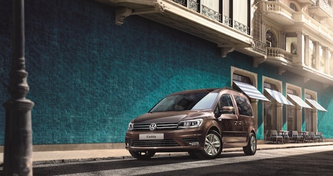Volkswagen Caddy ve Transporter modellerde kampanya