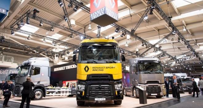 Renault Trucks, IAA'da Elektrikli Z.E. Serisini Tanıttı