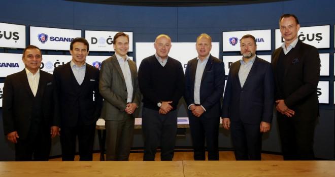 Scania Başkanı Türkiye'yi ziyaret etti