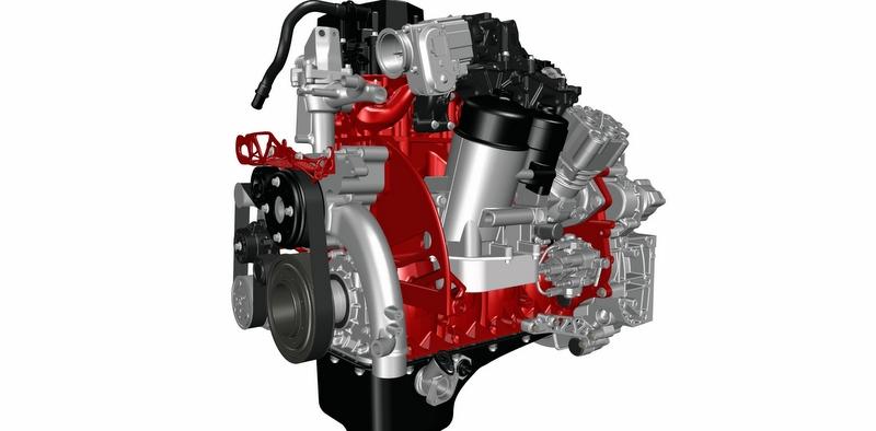 3D baskı ile Euro 6C standardında DTI 5 motor üretti