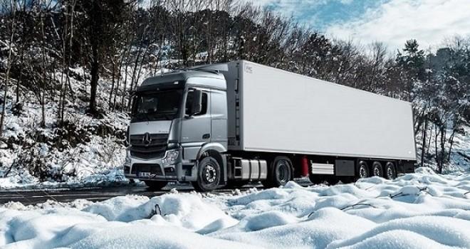 Mercedes-Benz Türk'ten çekici ve kamyonlarda Nisan kampanyası