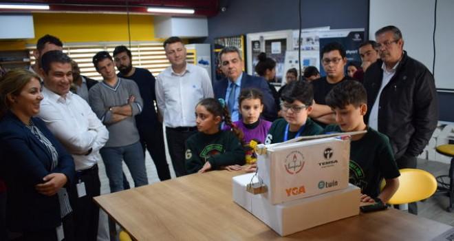 TEMSA'dan çocuklara bilim seti