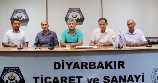 MNG Kargo ile Diyarbakır Ticaret ve Sanayi Odası işbirliği yaptı