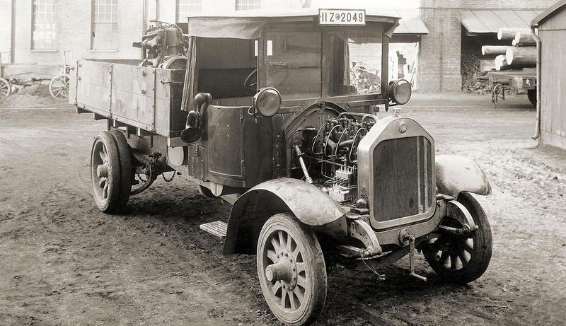 İşte MAN kamyon ve otobüslerinin 100 yıllık hikayesi… (NOSTALJİK FOTOĞRAFLAR İLE)