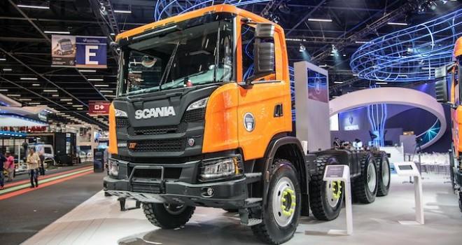 Scania, Yılın Kamyonu Latin Amerika 2020'yi kazandı