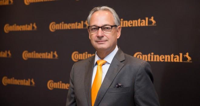 Continental Türkiye Genel Müdürü Jaron Wiedmaier oldu