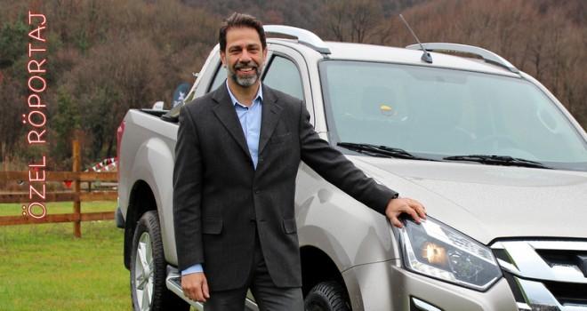 """""""6-16 ton kamyon pazarında her 3 kamyondan 1'i bizim olmaya devam edecek"""""""