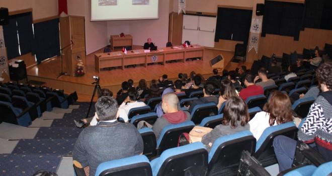 Lojistik 4.0 Konferansı Dokuz Eylül Üniversitesi'nde gerçekleştirildi