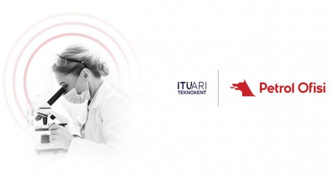 Petrol Ofisi ve İTÜ ARI Teknokent koronavirüs ile mücadelesinde güç birliği yaptı