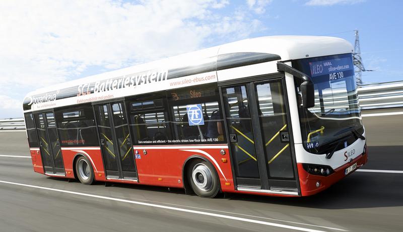 Transist Fuarı'nda elektrikli otobüsünü sergileyecek