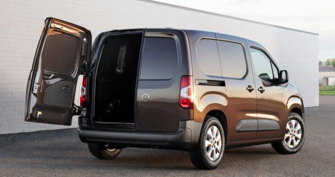Opel, Yeni Combo'nun beşinci neslini tanıttı