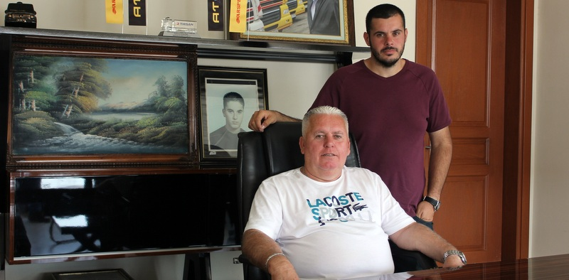 450 treylere sahip İzmirli 70 yıllık taşımacı filosunu Tırsan ile büyütmeye devam ediyor