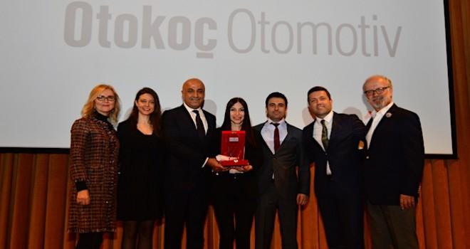 Otokoç'a Türkiye'nin En İyi İşyeri Ödülü