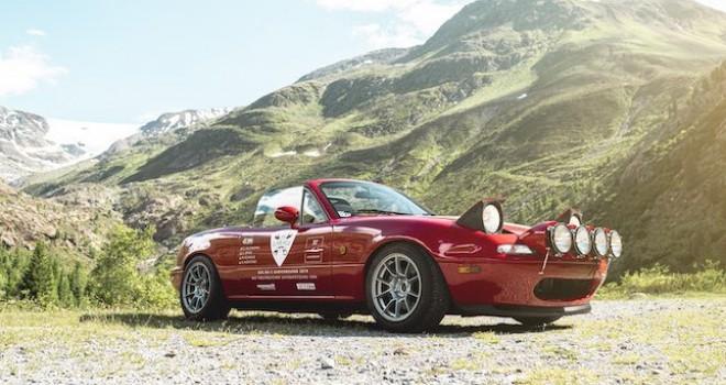 Pirelli'nin İzmit fabrikasında üretilen lastiklerle donatılmış Mazda MX-5 ile dünya rekorunu kırdı