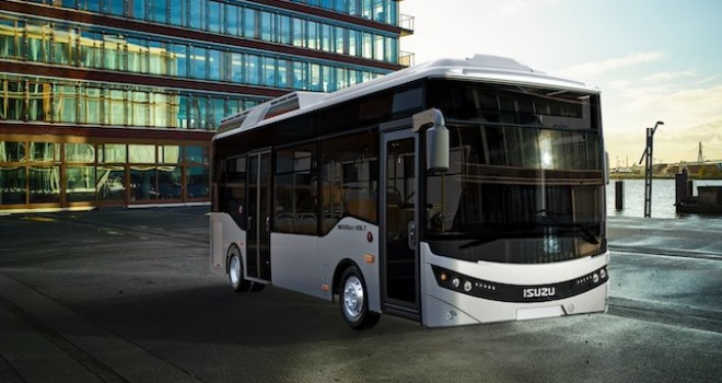 Anadolu Isuzu Busworld'de 3 yeni aracını tanıtacak