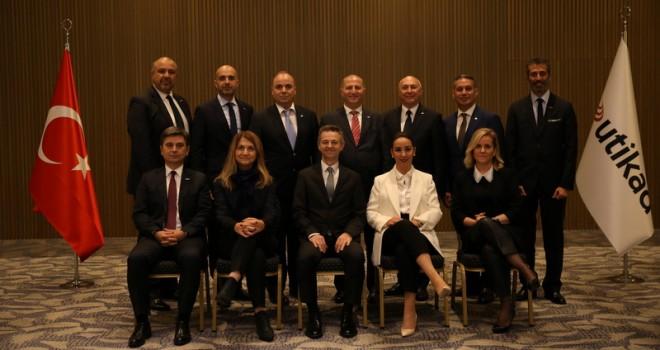 Emre Eldener, İkinci Kez UTİKAD Başkanı Seçildi