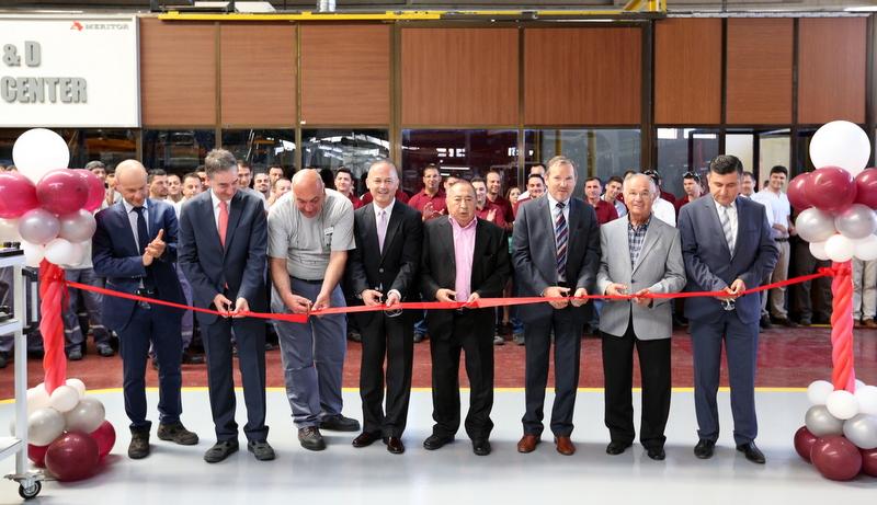 Yılda 225 bin ağır ticari araç freni üretecek!
