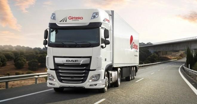DAF'tan Avrupalı Dev Lojistik Firmasına 500 Adet XF