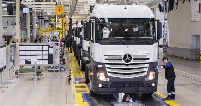 Aksaray Kamyon Fabrikası'na 200 yeni çalışan alınacak