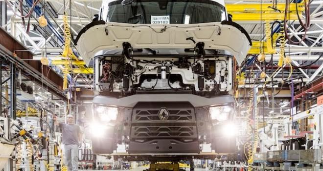 Renault Trucks Fransa'daki Fabrikalarını Yeniden Faaliyete Geçirmeye Hazırlanıyor
