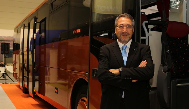 7 ayda 1320 otobüs sattık!