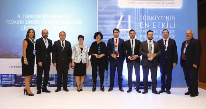 Türkiye'nin En Etkili Tedarik Zinciri Profesyonelleri 5. kez sahiplerini bulacak