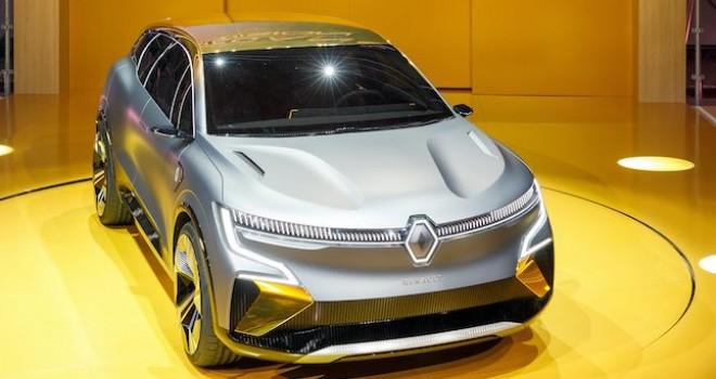 Renault Grubu elektrikli otomobilleri Megane eVision ve Dacia Spring'i tanıttı