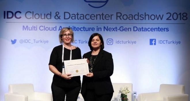 Mercedes-Benz Türk Daimler Küresel IT Çözümleri Merkezi'ne ödül
