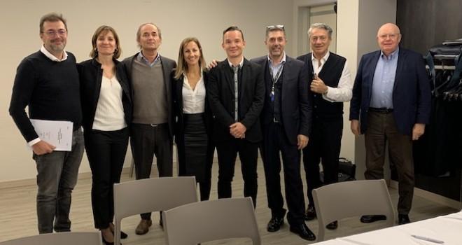 Ekol Lojistik ile İtalyan UBV Grup işbirliği yaptı