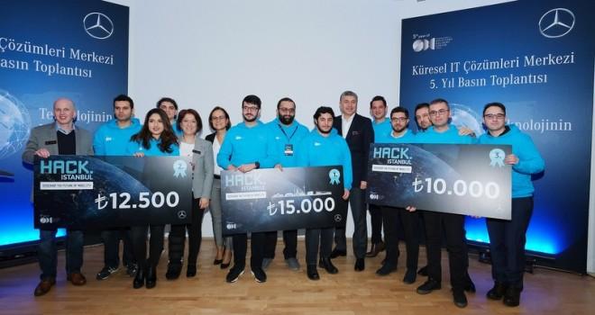 Daimler, Küresel IT Çözümleri Merkezi Türkiye'de  5. Yılını Kutluyor