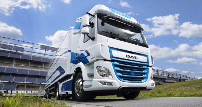 DAF, elektrikli CF için VDL Groep ortaklık yapıyor