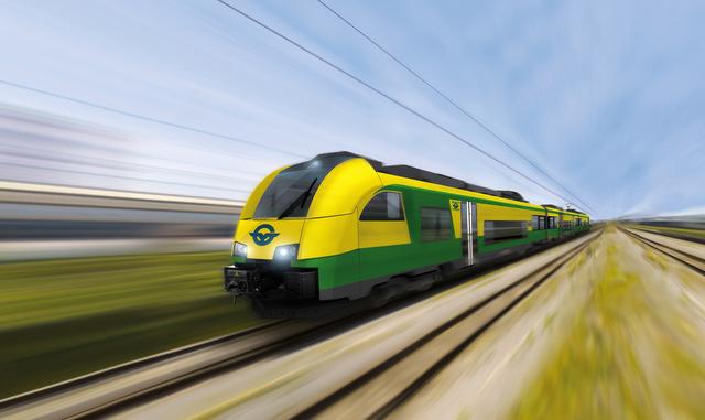 Siemens, Eurasia Rail'de hava atacak