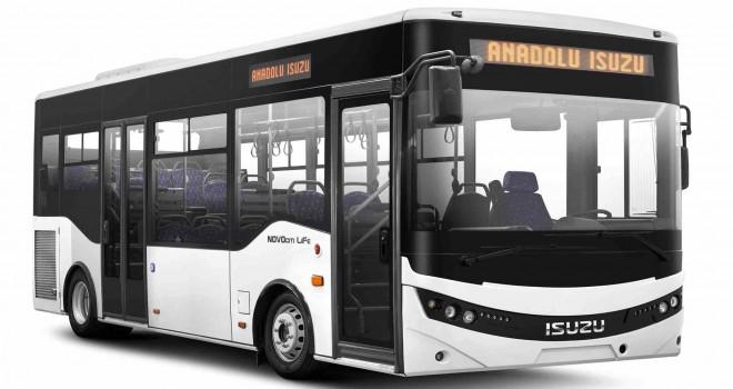 Anadolu Isuzu Bus2Bus Berlin Fuarı'na Novociti Life ile katılıyor