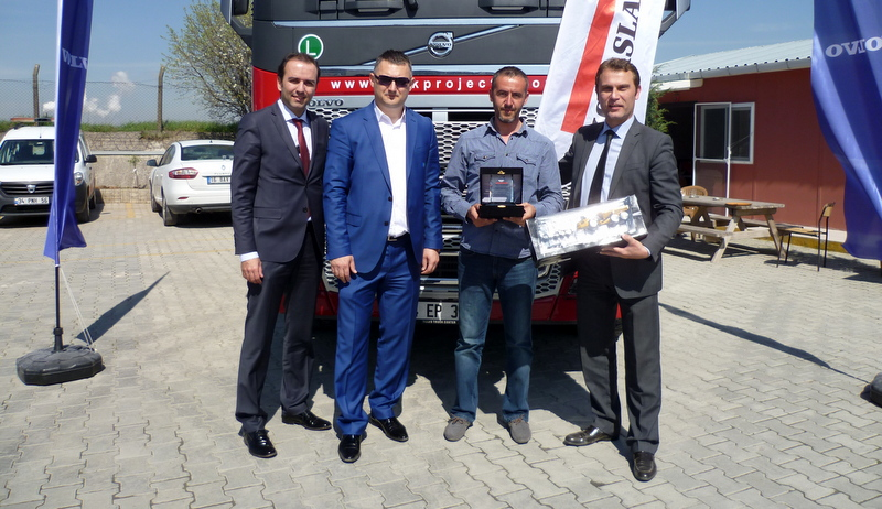 Tork Endüstriyel Lojistik Çözümler filosuna Volvo Trucks FH kattı