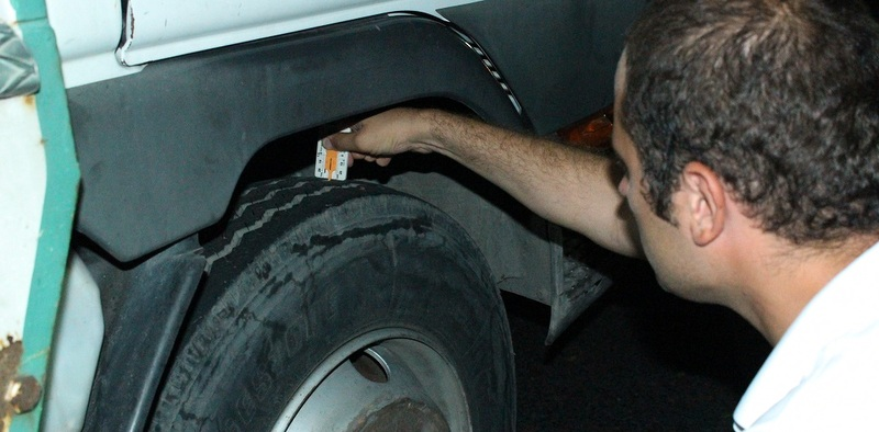 5 bin 750 sürücüye doğru lastik kullanımının önemini anlattı