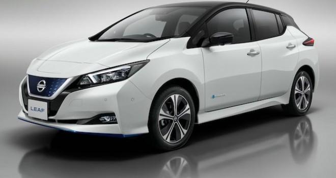 Elektrikli NISSAN LEAF'e Euro NCAP'den ödül