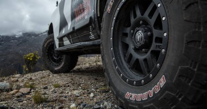 General Tire Grabber X3 Arazi Lastikleri Portföyünü Genişletiyor