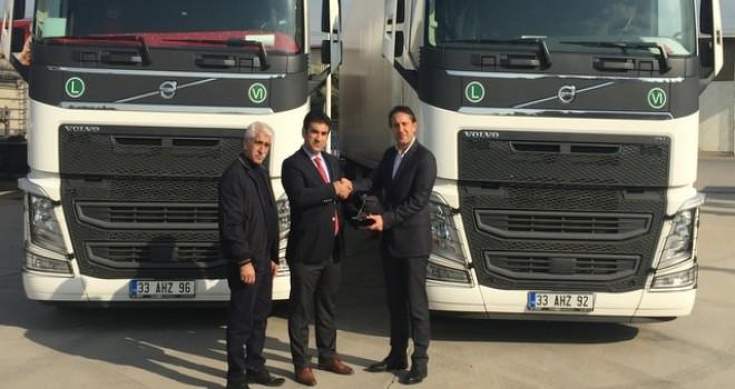 Irmaklar Uluslararası Taşımacılık filosuna  3 adet Volvo Trucks kattı