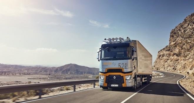 Renault Trucks'ın sürüş yarışması Optifuel Challenge heyecanı başlıyor
