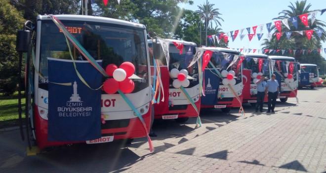 İzmir'e otomatik vitesli ve retarderlı25 adet Sultan City