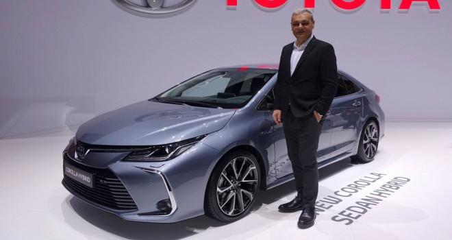 Toyota, Türkiye'de üretilen hibrit modelleri ile Cenevre'de