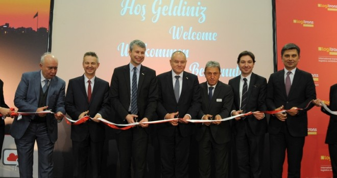 logitrans Transport Lojistik Fuarı 12. kez kapılarını açtı