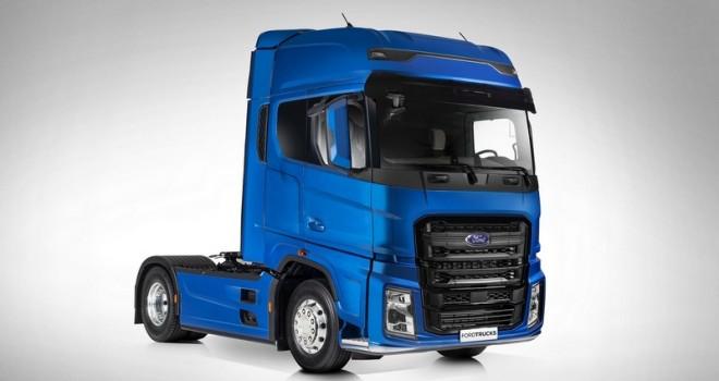 900 şoför ve 44 filo yöneticisinin görüşü alındı… İşte Yeni Ford Trucks çekici